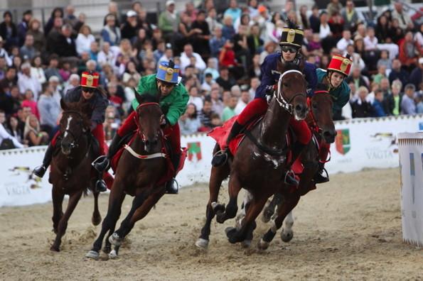 Ló és lovas: 2012 bajnokai