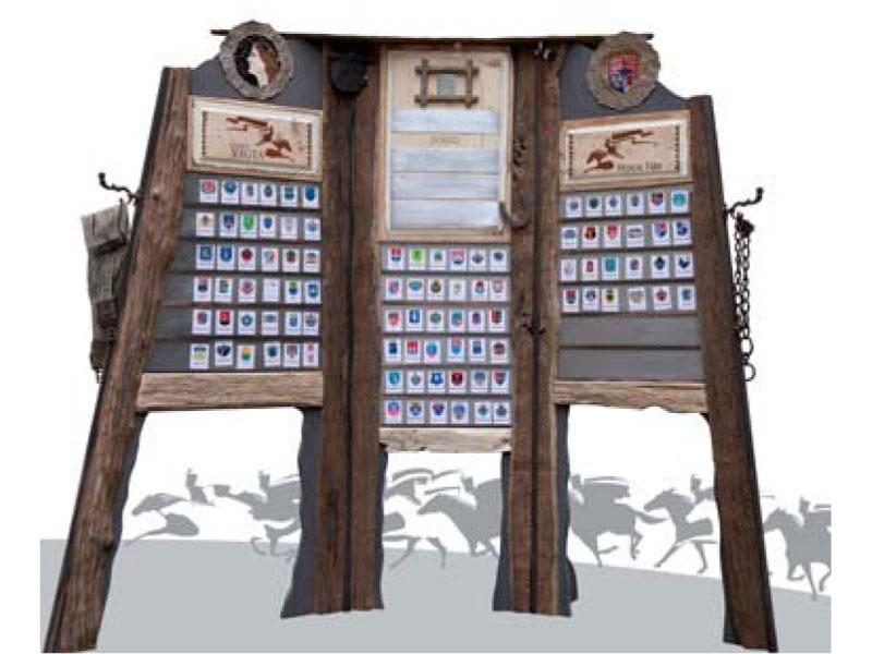 The Gallop Board