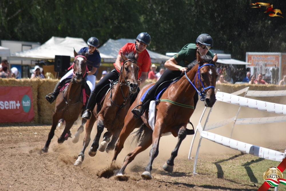 Csetény lovasa volt a leggyorsabb a Tisza-tavi Vágtán