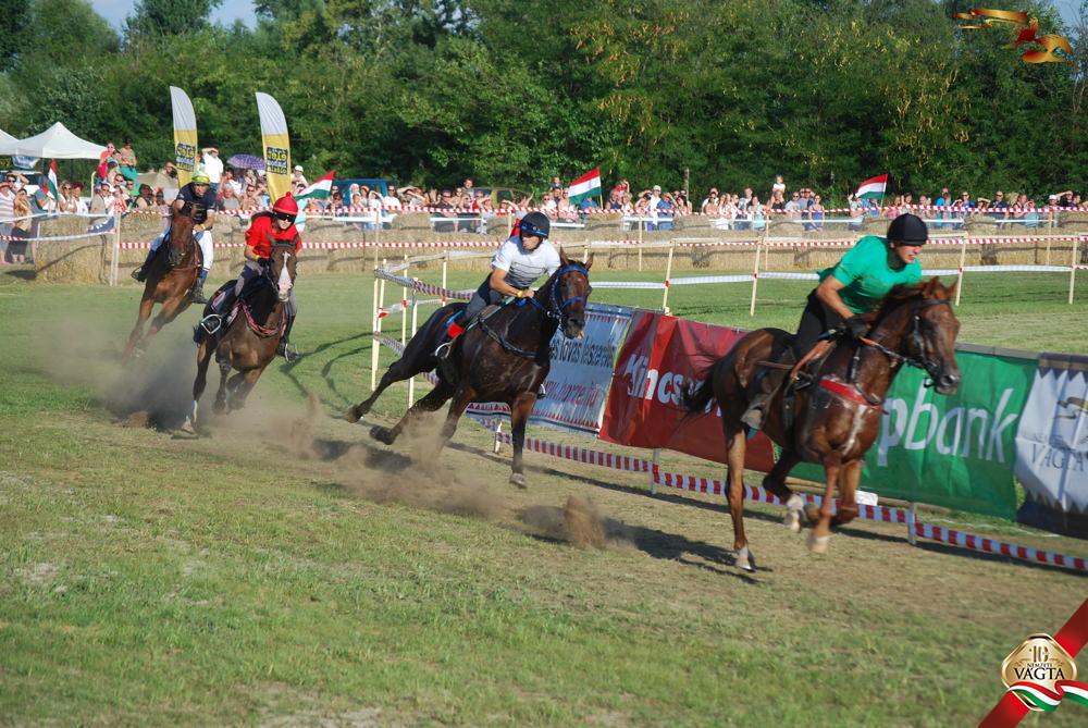 Hernádkak-Belegrádon bemutatják a tavalyi vágta bajnok lovát
