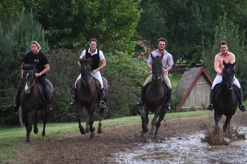 """""""A lovaglás olyan, mint a biciklizés"""""""