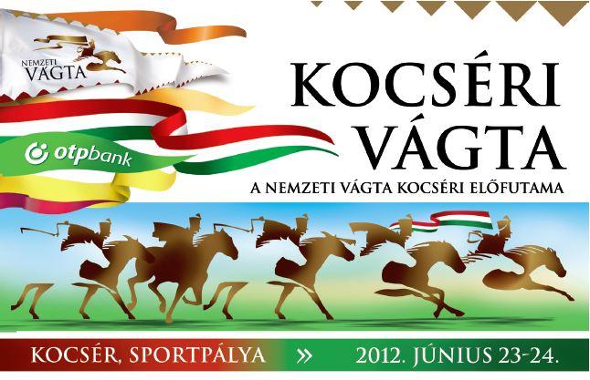 Kocséri Vágta - június 23-24.