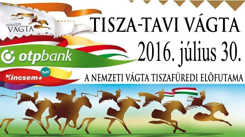 Most először a Tisza-tó partján