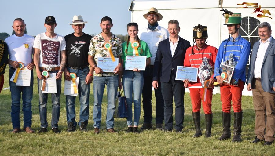 Kiderült, kik képviselhetik a felvidéki magyar lovasokat a Nemzeti Vágtán