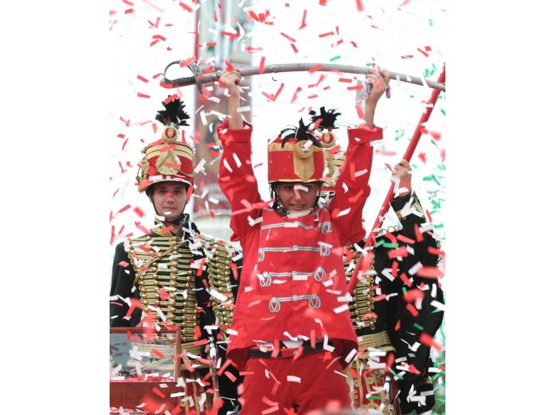Nyíregyháza lovasa nyerte a fődíjat